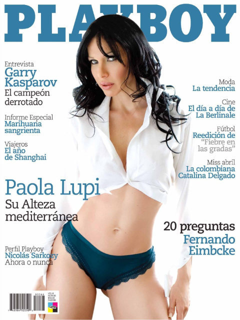 Playboy México – Abril 2008 PDF