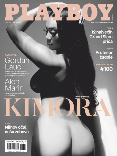 Playboy Croacia – Junio 2020 PDF