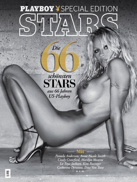 Playboy Germany Spezial – US Stars 2020 PDF