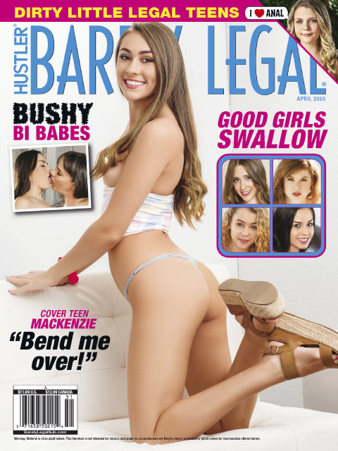 Barely Legal USA – Abril 2020 PDF