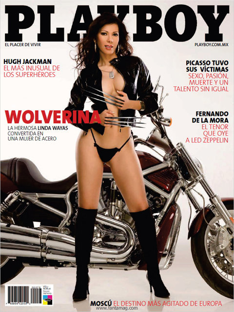 Playboy México – Abril 2009 PDF